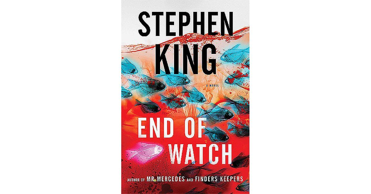 The Spectacular Finale To The New York Times Bestselling Trilogy That Began With Mr Mercedes Winner Of The Edgar Aw Stephen King Books King Book Stephen King
