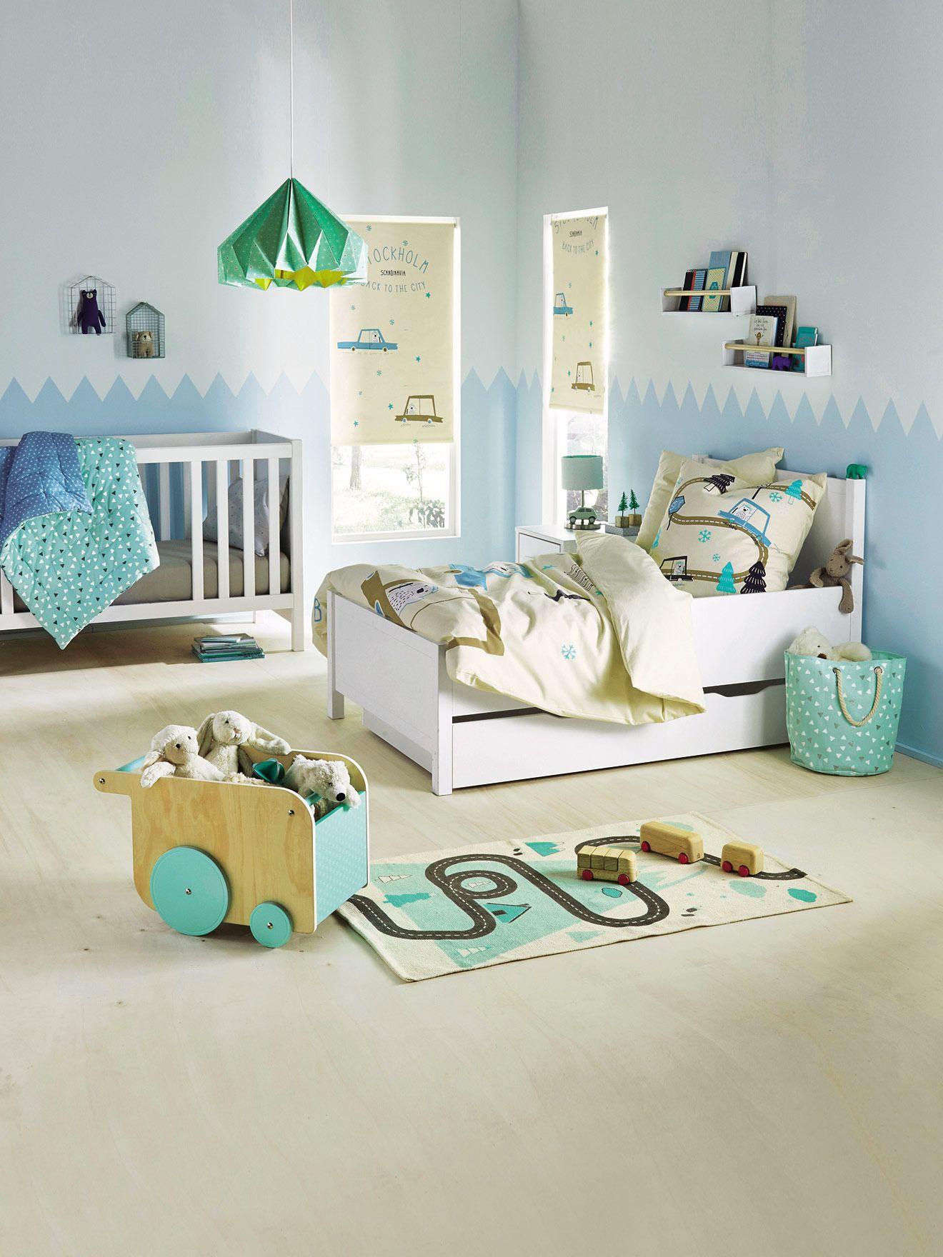 tapis ourson polaire chambre et linge de lit vertbaudet chambre b b enfant chambre. Black Bedroom Furniture Sets. Home Design Ideas