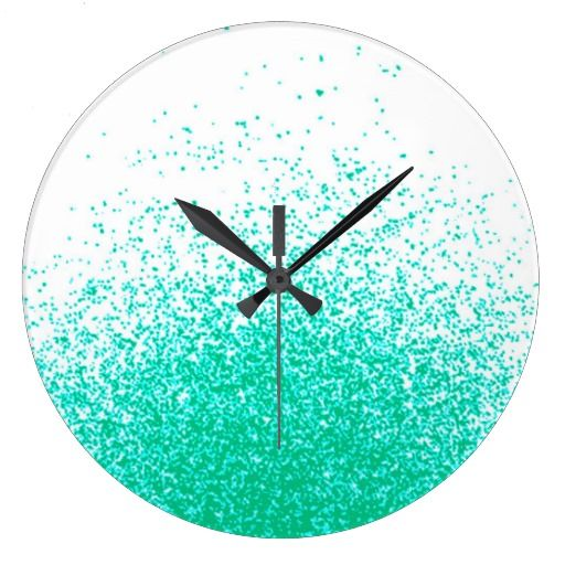 fresh mint flavor clock