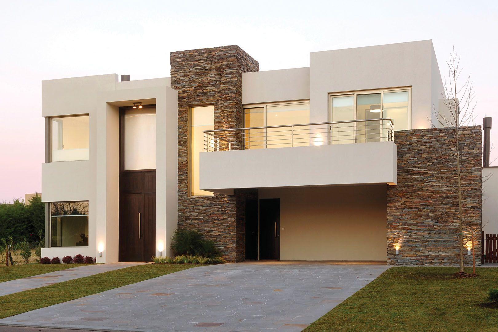 Fern ndez borda arquitectura casa estilo arquitectos y for Estilo moderno interiores