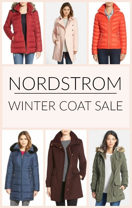 Huge Winter Coat Sale At Nordstrom Savings 33 45 Off