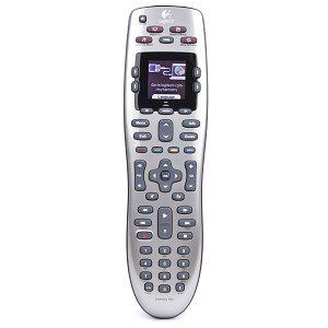 Logitech Harmony 650 All in One Programmable Remote Control Universal, Silver