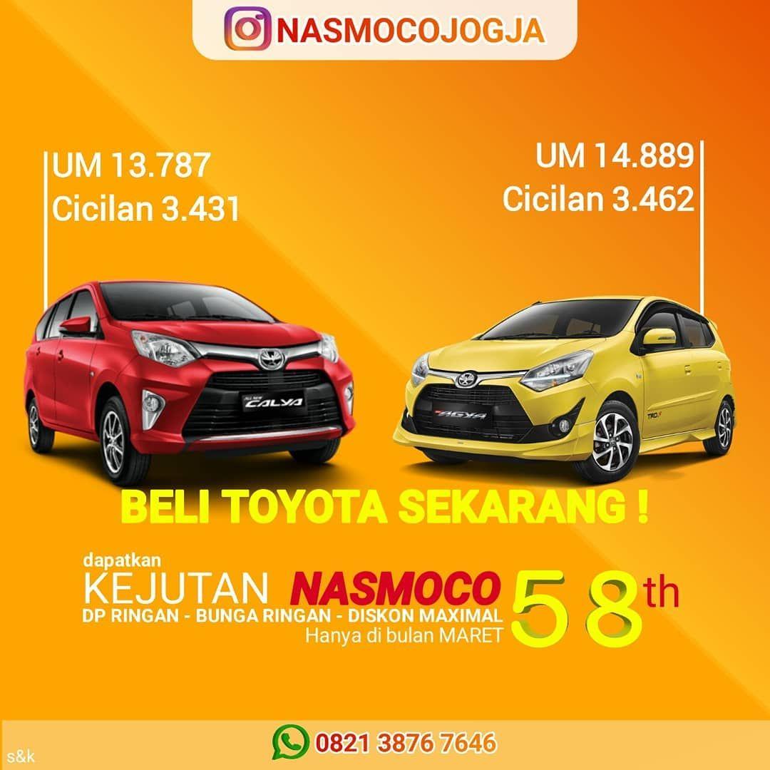 Beli Toyota Sekarang Dapatkan Kejutananya Promo Hanya Di Bulan Maret Ini Pembelian Cash Atau Kredit Dapatkan Penawaran Spesial Di Bulan Ini Segera Kons Toyota