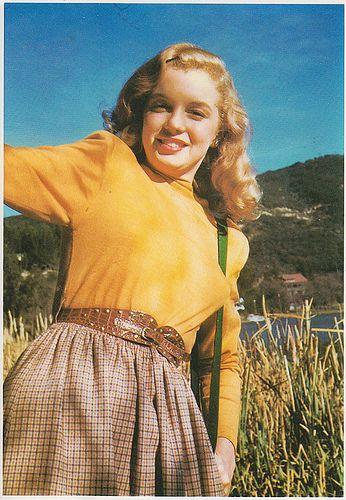 Marilyn Monroe, Malibu 1948, © Bill Burnside