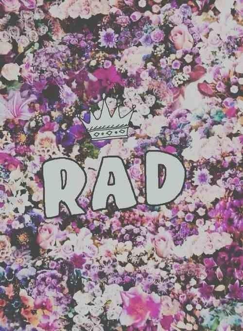 Rad and fab
