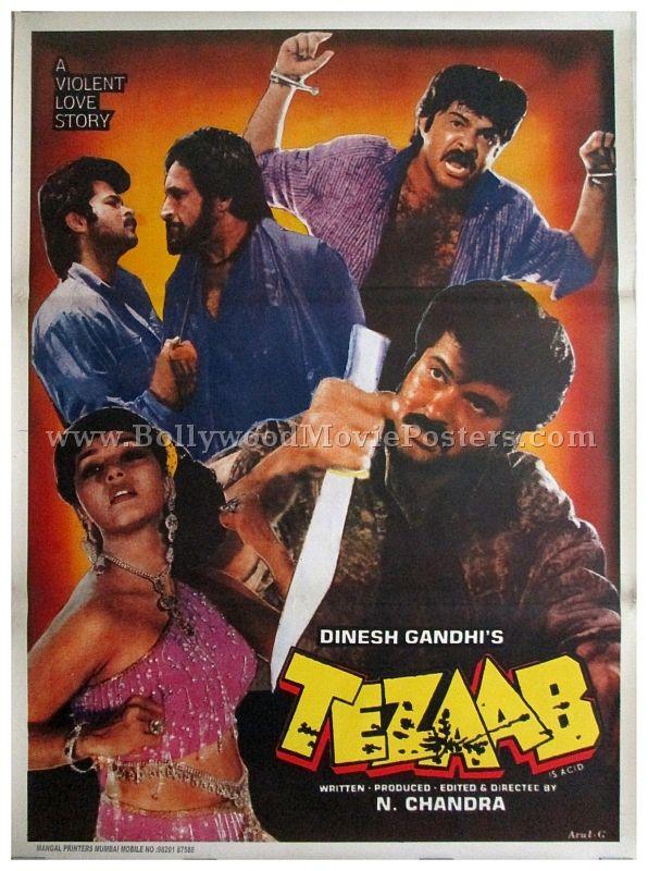 hindi movie tezaab