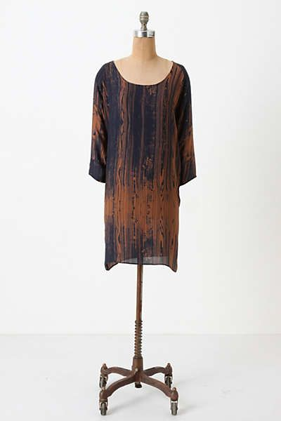 Woodgrain Dress
