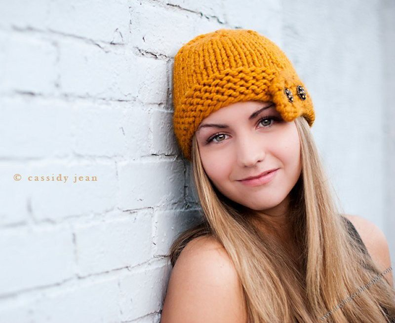bow hat | Knit hats | Pinterest | Knit hats