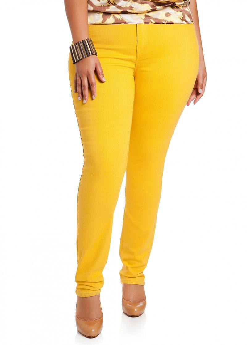 44894cd0eb6 Mustard Seed Jegging - Ashley Stewart