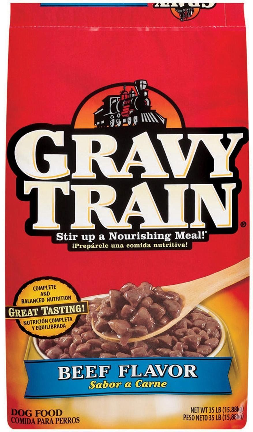 Delmonte Foods 799272 Gravy Train Dry For Dogs 35 Pound You