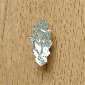 oak leaf cupboard door handle kitchen handles drawer pulls uk made