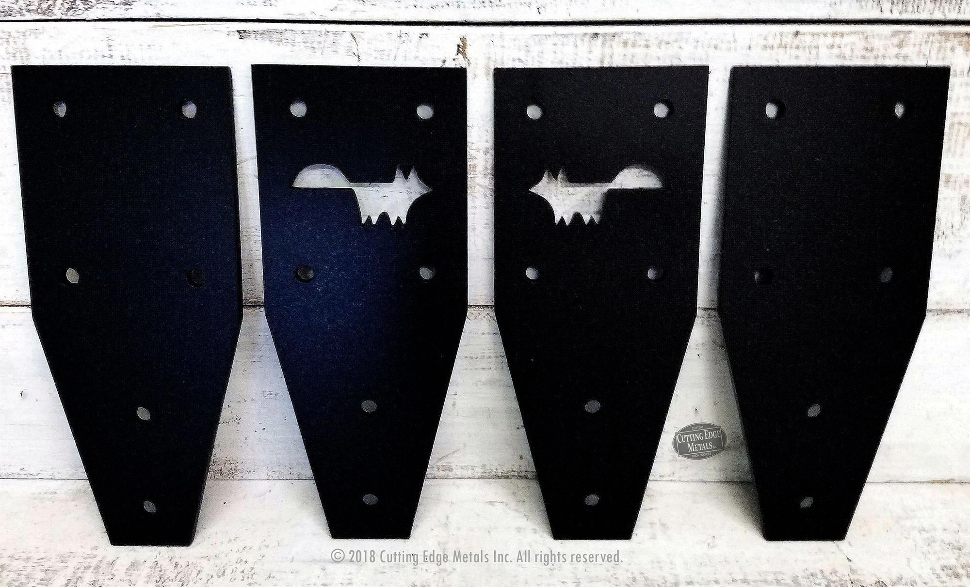 Decorative Facial Post And Beam Brackets Fbd 12 Are Custom Made
