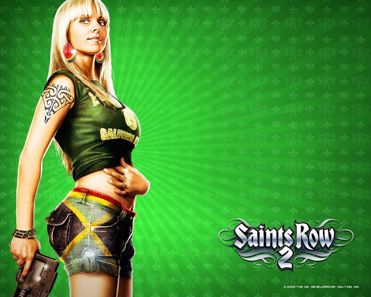 Desktop Wallpaper Saints Row h Games HD Images
