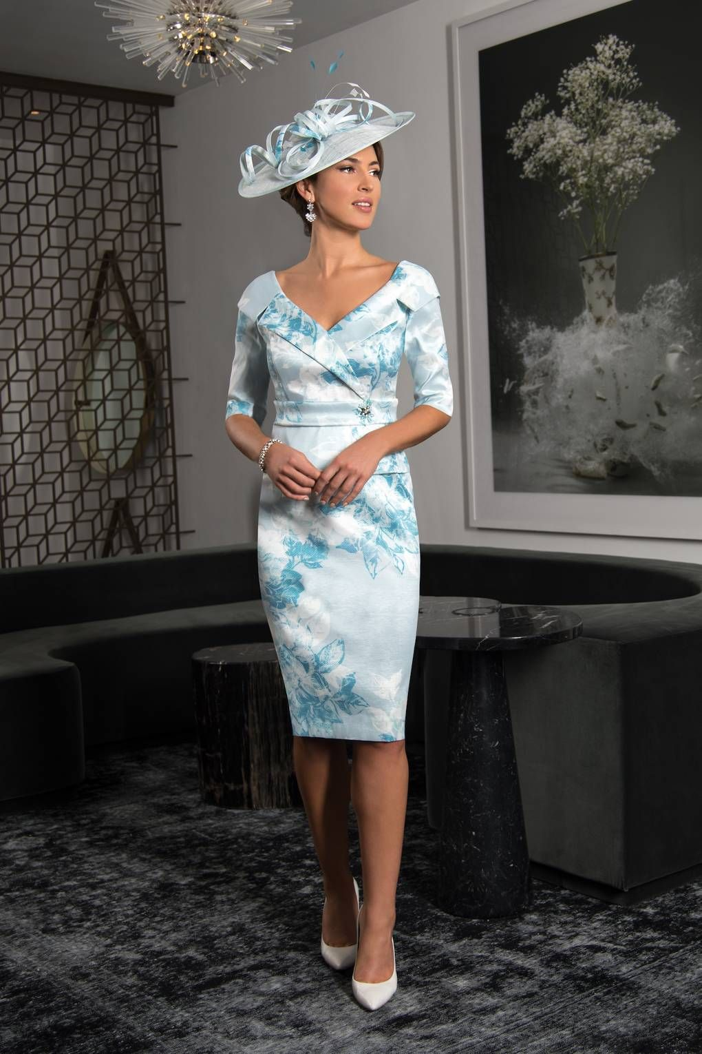 dbcff9c6072d The most stylish mother of the bride and groom dresses for spring summer  2019 #motherofthebride #motherofthegroom