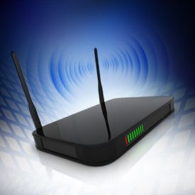 how to set up optus home router