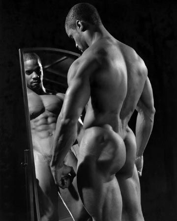 Art photography nude men