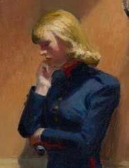 Edward Hopper (detail) New York Movie