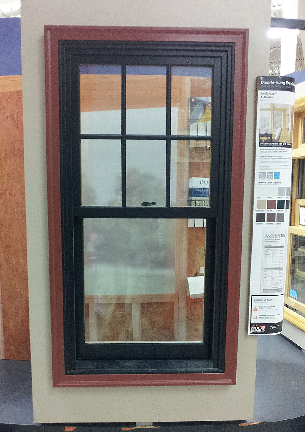 Painting Windows Color Placement Mistakes Painting Vinyl Windows Window Design Double Hung Windows