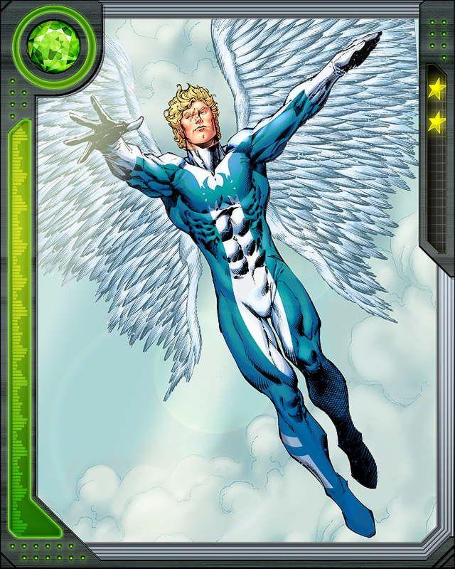 Angel Marvel Superheroes Heroes Wiki Marvel