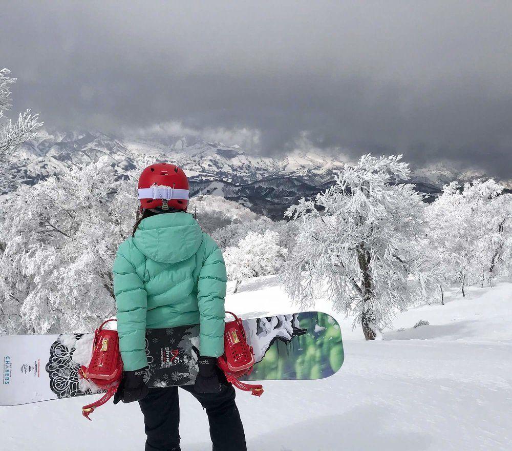 Ski Snowboard Camp More: Going Custom With Savage Panda