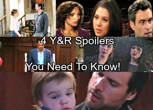 4 The Young And The Restless Spoilers You Need To Know Young And