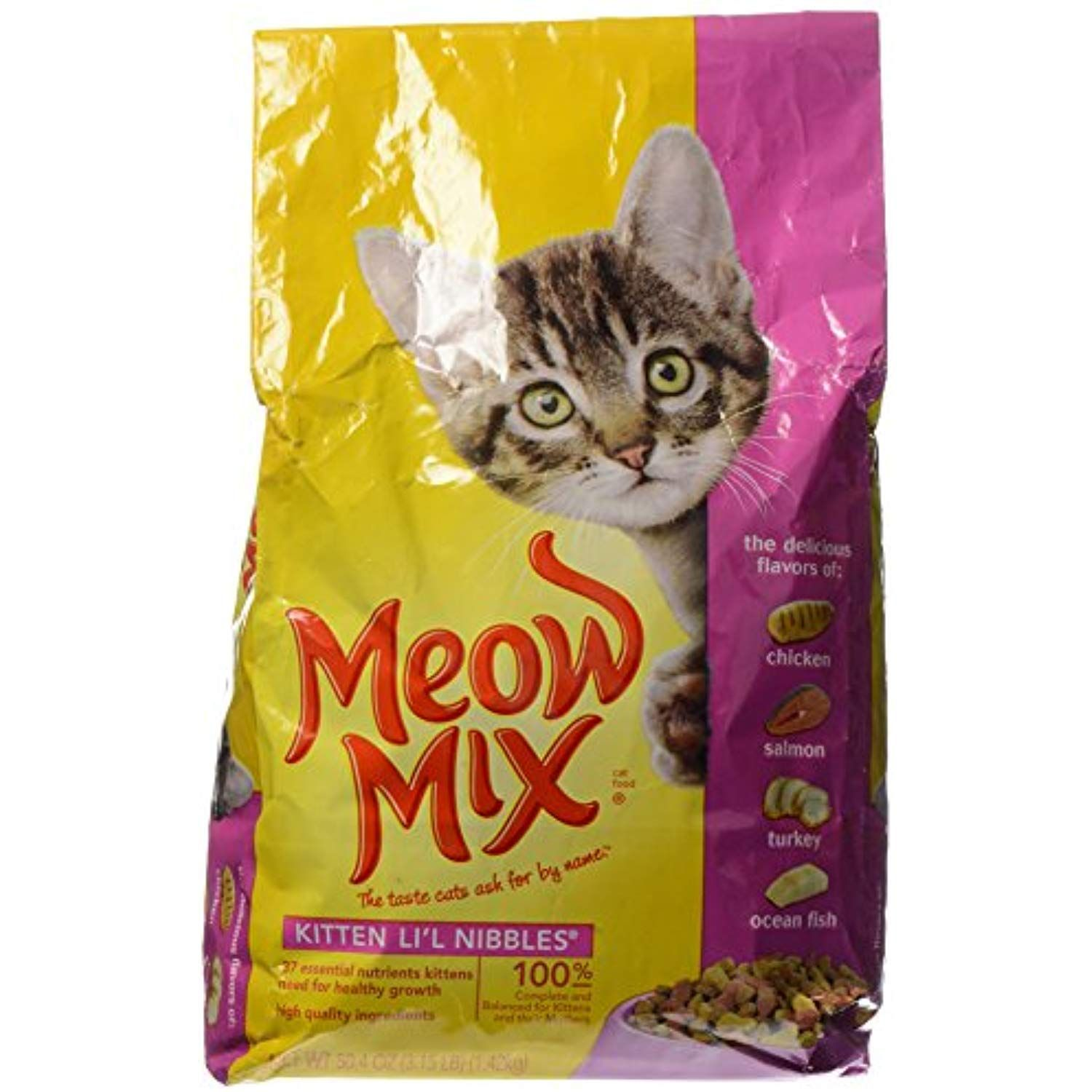 Meow Mix Cat Food Kitten Formula 3 15 Lb Read More Reviews Of The Product By Visiting The Link On The Image This Is An Af Kitten Formula Cat Food Kitten