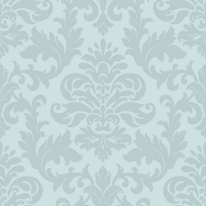 Rasch Glitter Damask Wallpaper Duck Egg At Homebase Be Inspired And Make Your House A Home Now