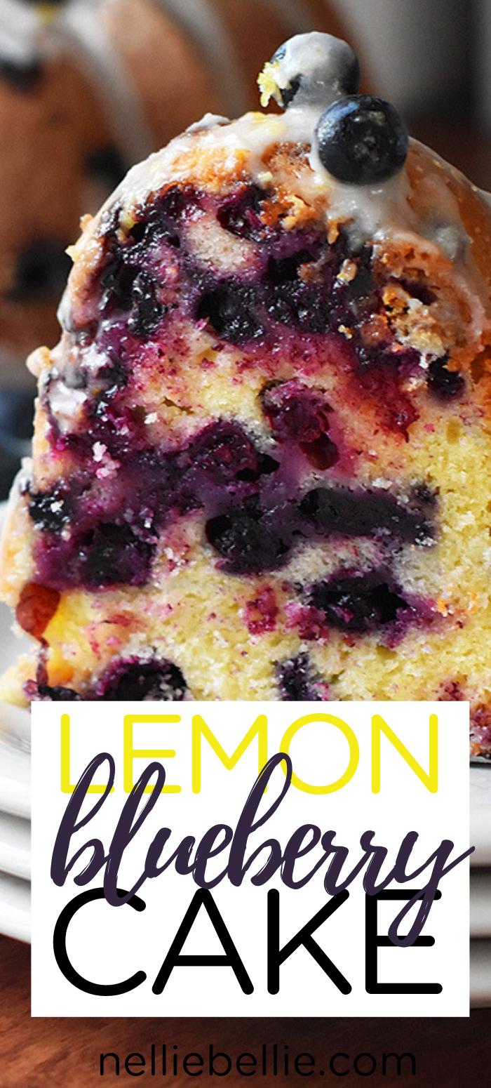 The Best Lemon Blueberry Bundt Cake In 2020 Blueberry Bundt Cake Lemon Blueberry Bundt Cake Blueberry Recipes