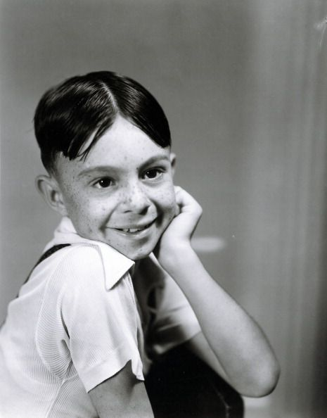 Carl Alfalfa Switzer The Little Rascals Another After School