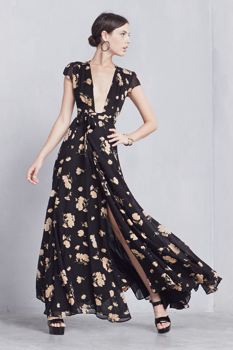 The Lumen Dress  https://thereformation.com/products/lumen-dress-secretary