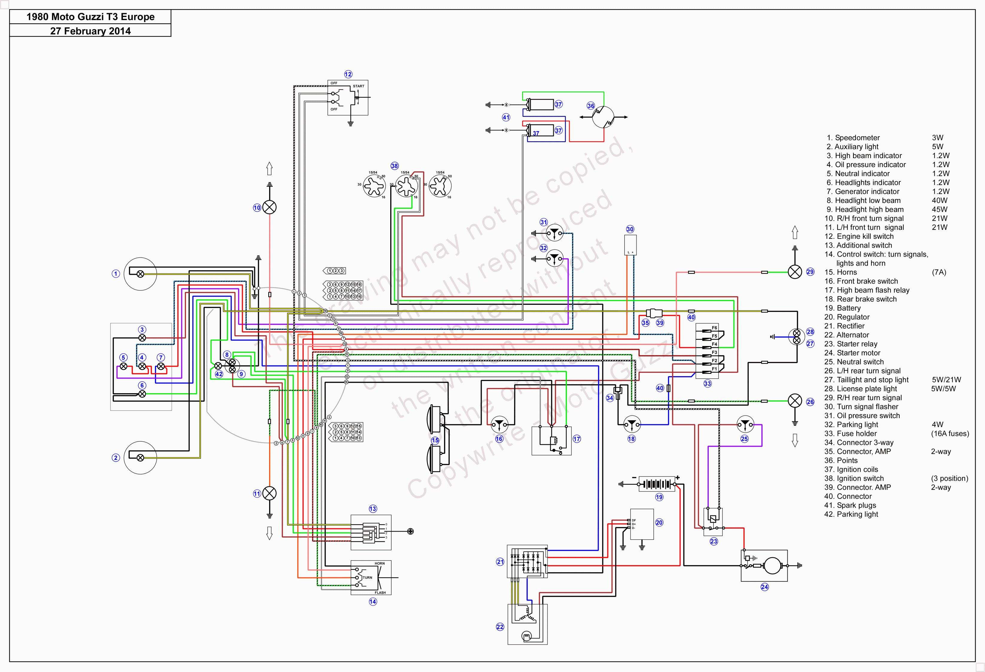 Yamaha V50 Motorcycle Wiring Diagram And Yamaha V Wiring