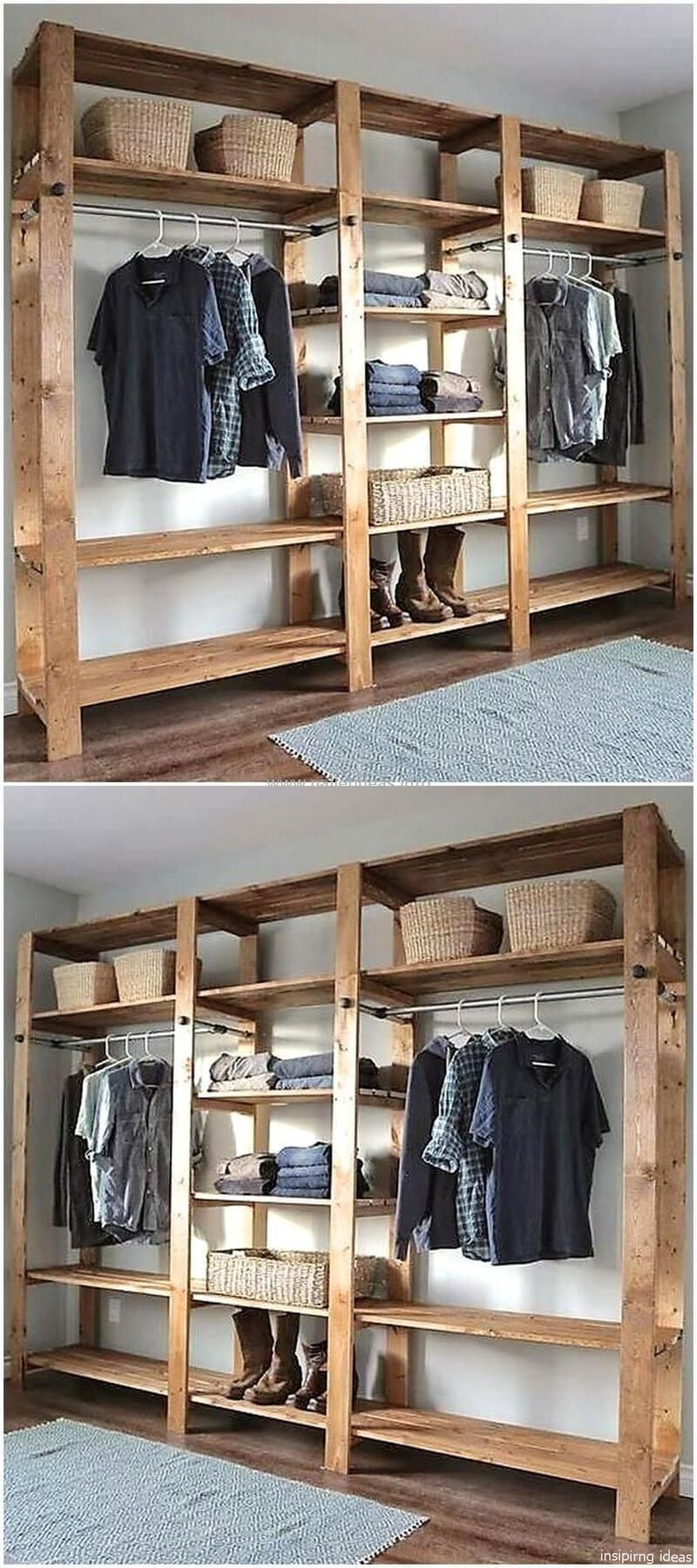 47 clever diy closet design ideas | Clever diy, Closet designs and ...