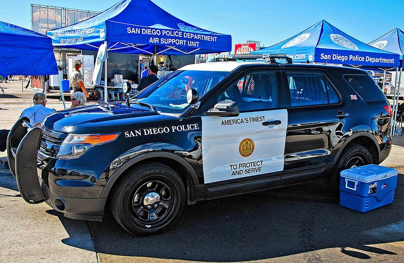 San Diego Police Department With Images San Diego Police Police Ford Police