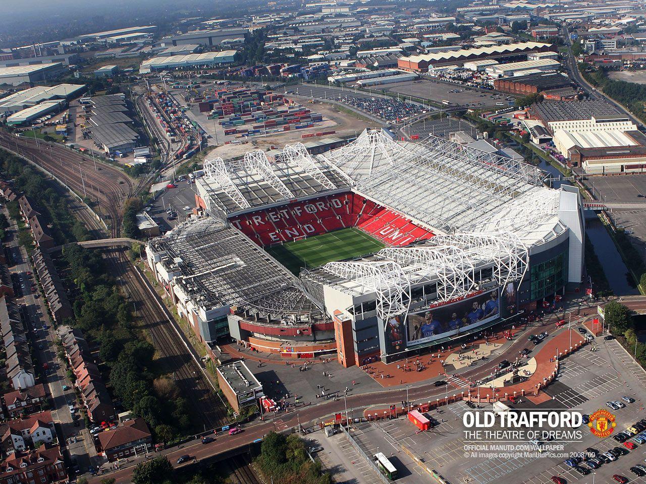 Old Trafford Manchester Old Trafford Manchester United Manchester United Football Club