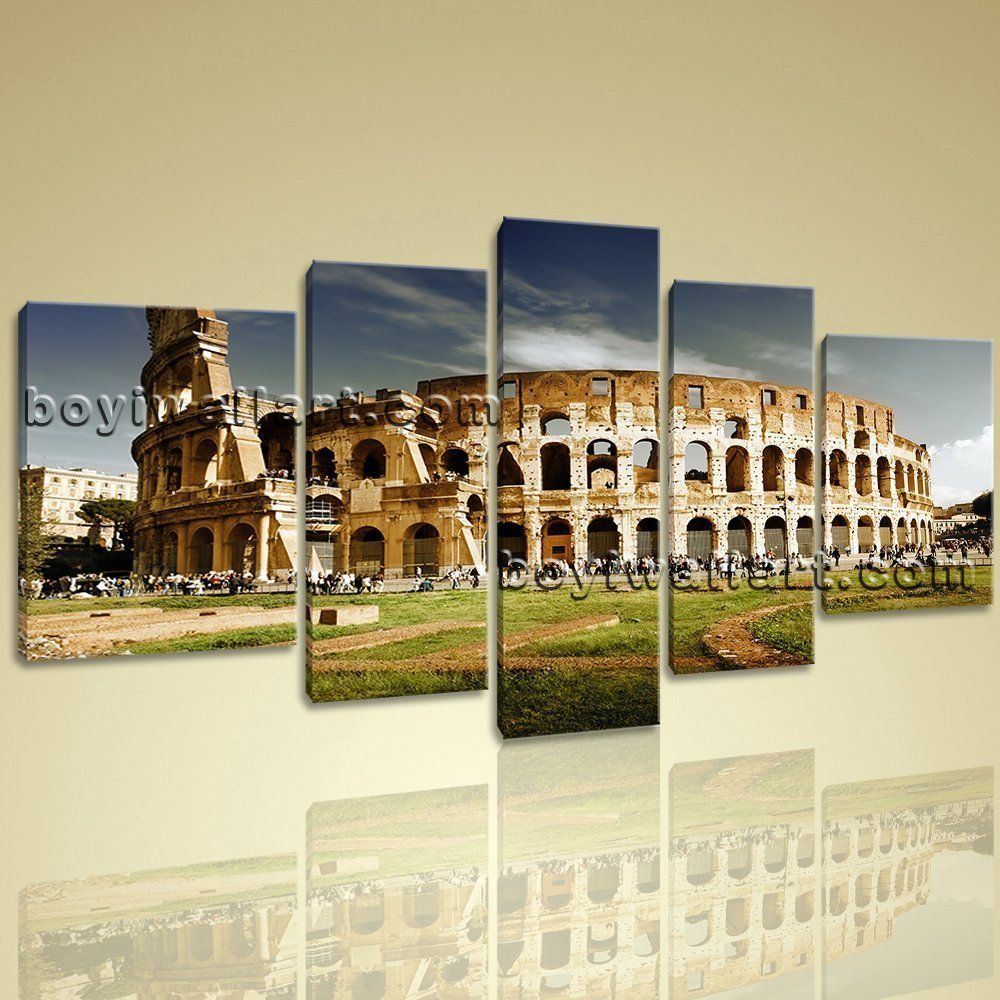Fantastic Rome Wall Art Contemporary - The Wall Art Decorations ...