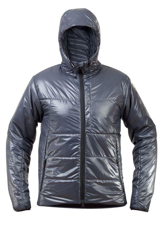 Ketil Jacket(ケティル)/Lightweight, warm and packable jacket.    耐水性あり暖かく軽い化学繊維『 CLIMASHIELD® Apex』を内蔵したジャケット。表面のナイロンは薄く強度性もあるリップストップナイロンを採用。3つのアウターポケット搭載。インナーポケットに収納可能なパッカブルタイプ。重量/290g(size:M)
