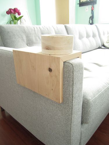 Diy couch sleeve (*this link has the directions, vs the other which is just a photo)