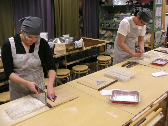 Tsukiji Soba Academy (With images) | Tsukiji, Soba, Japanese cooking