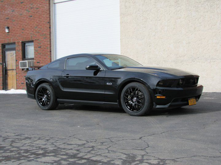 Ford Mustang Wheels And Tires 18 19 20 22 24 Inch Black Mustang Gt 2012 Mustang Gt Black Mustang