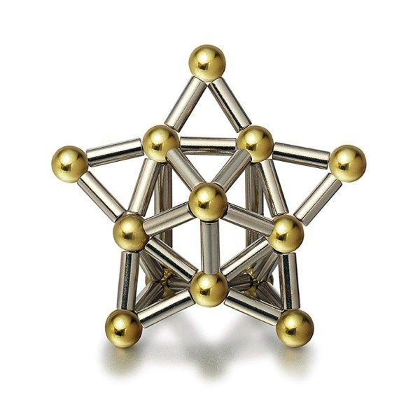 Magnetic Building Blocks 148pcs - Simply Solve | Stress ...