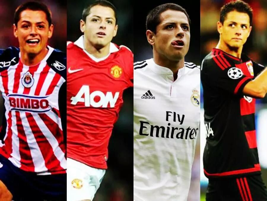 Bullying Futbolero On Twitter Sporting Live Javier Hernandez Soccer
