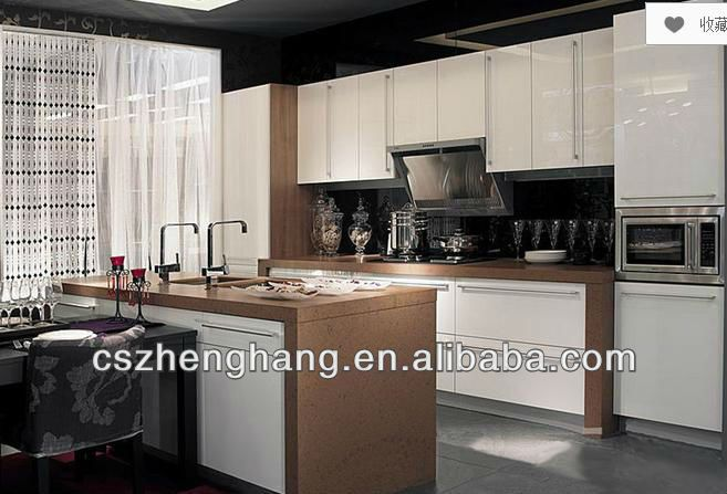 Best Hot Selling White Lacquer Modern Style Kitchen Cabinets 400 x 300
