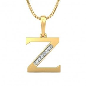Z shape diamond pendant p pinterest z shape diamond pendant aloadofball Image collections