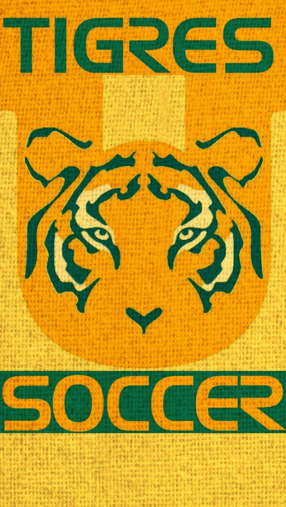 Tigres UANL Fondo de pantalla Tigres uanl, Tigre, Escudo