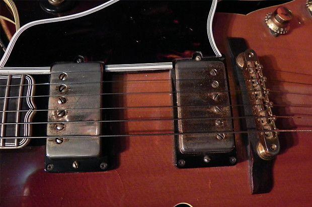 1962 Gibson Byrdland | Vintage Guitars | Reverb