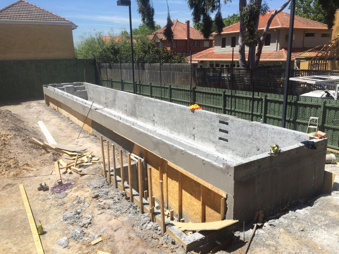 Typical Lap Pool Dimensions 20 Meter Infinity Edge Lap Pool …  Pinteres…