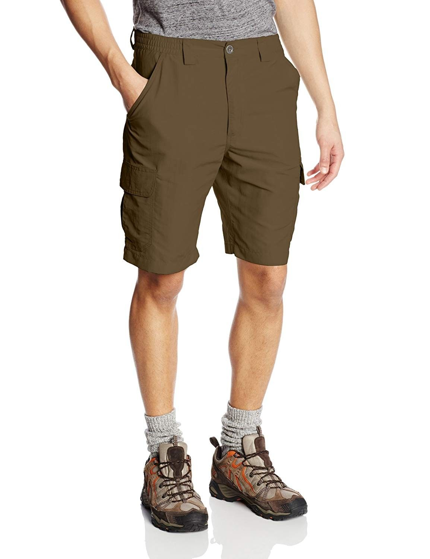 Mens rocky ridge ii shorts 10inch inseam bark