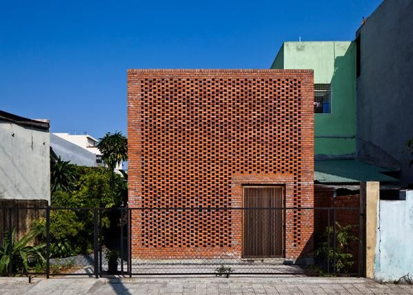 perforated brickwork - Google Search