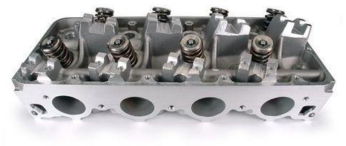Jon Kaase Racing Engines - Kaase Boss Nine - Semi-Hemisperical Big Block Ford Cylinder Heads