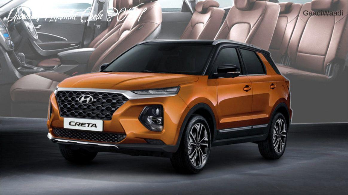 Upcoming Hyundai Creta 2021 Redesign In 2020 Hyundai Upcoming Cars New Cars